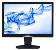 Монитор 24  Philips 240B1CB/00 Black