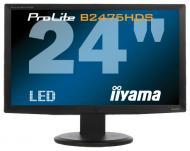 Монитор TFT 23.6  Iiyama ProLite B2475HDS-B1 (B2475HDS-B1)