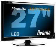 Монитор 27  Iiyama ProLite E2773HDS-B1 (E2773HDS-B1)