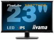 Монитор TFT 23  Iiyama ProLite X2377HDS-B1