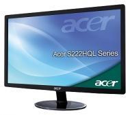Монитор 21.5  Acer S222HQLABID