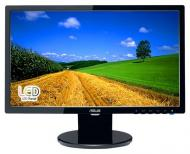 Монитор 20  Asus VE208T Wide Black