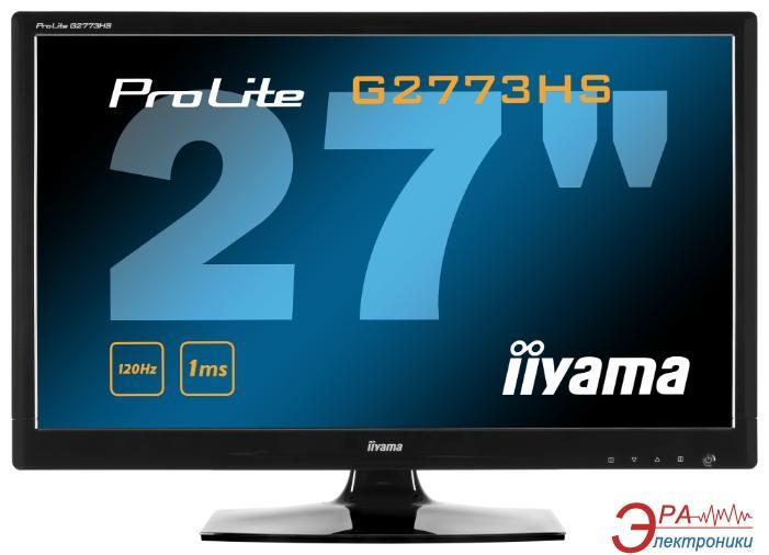 Монитор 27  Iiyama ProLite G2773HS (G2773HS-GB1)