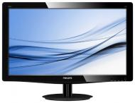 Монитор 19  Philips 190V3LSB5/62 Slim Black