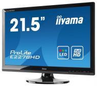 ������� TFT 21.5  Iiyama ProLite E2278HSD-GB1 (E2278HSD-GB1)