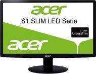 Монитор TFT 27  Acer S271HLBbid (UM.HS1EE.B02(01))