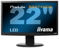 Монитор 21.5  Iiyama ProLite E2274HDS-B2 (B2274HDS-B2)