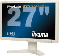 Монитор TFT 27  Iiyama ProLite B2776HDS-W1