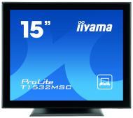 Монитор 15  Iiyama ProLite T1532MSC-B1 (T1532MSC-B1)