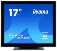 Монитор TFT 17  Iiyama ProLite T1732MSC-B1 (T1732MSC-B1)