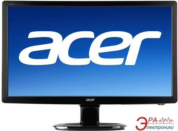 Монитор 24  Acer S241HLbid (UM.FS1EE.001(002))
