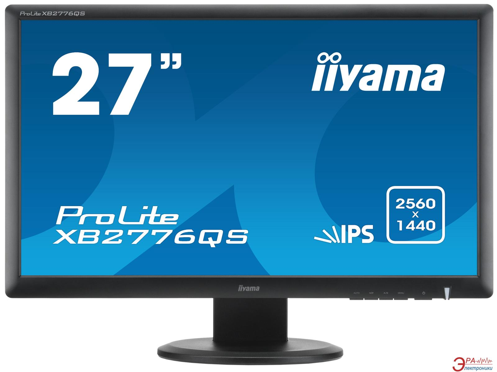 Монитор 27  Iiyama ProLite XB2776QS (XB2776QS-B1)