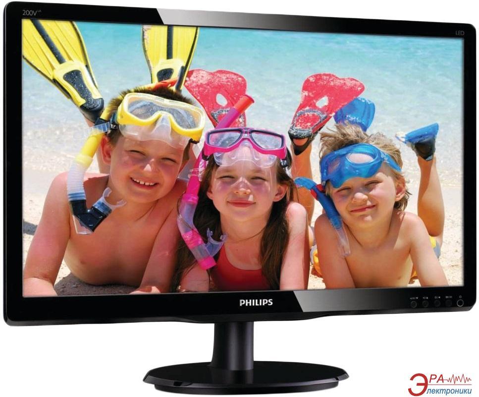 Монитор 19.5  Philips 200V4LSB (200V4LSB/62)