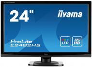 Монитор 23.6  Iiyama ProLite E2482HS-GB1