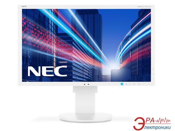 Монитор 23  NEC EA234WMi white (60003587)
