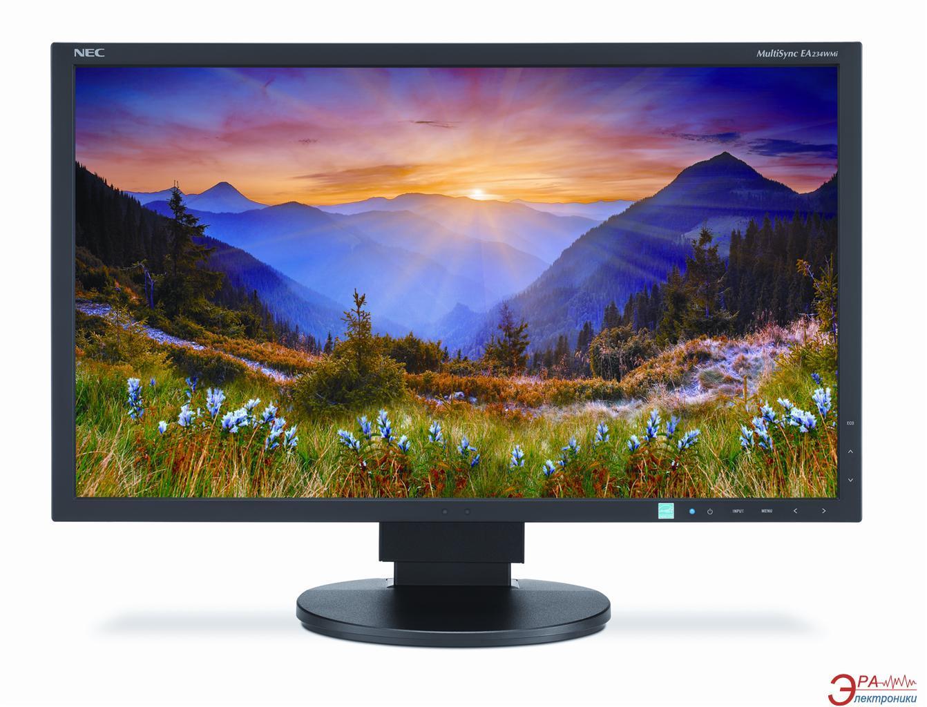 Монитор 23  NEC EA234WMi black (60003588)