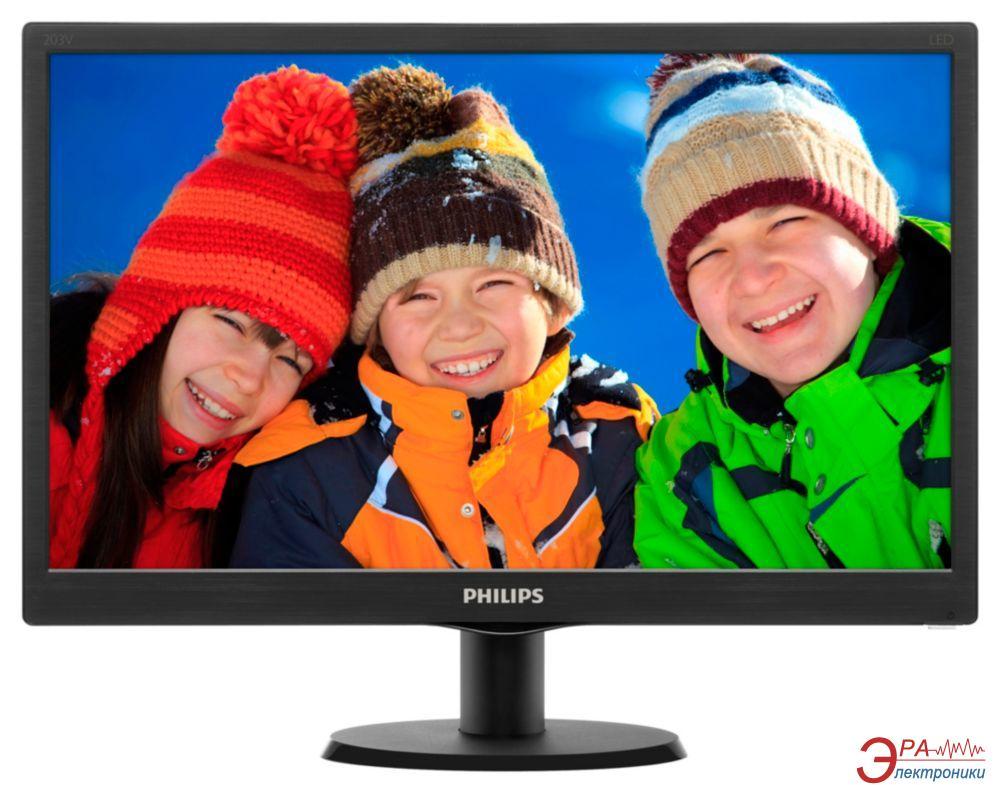 Монитор 19.5  Philips 203V5LSB26 (203V5LSB26/10)