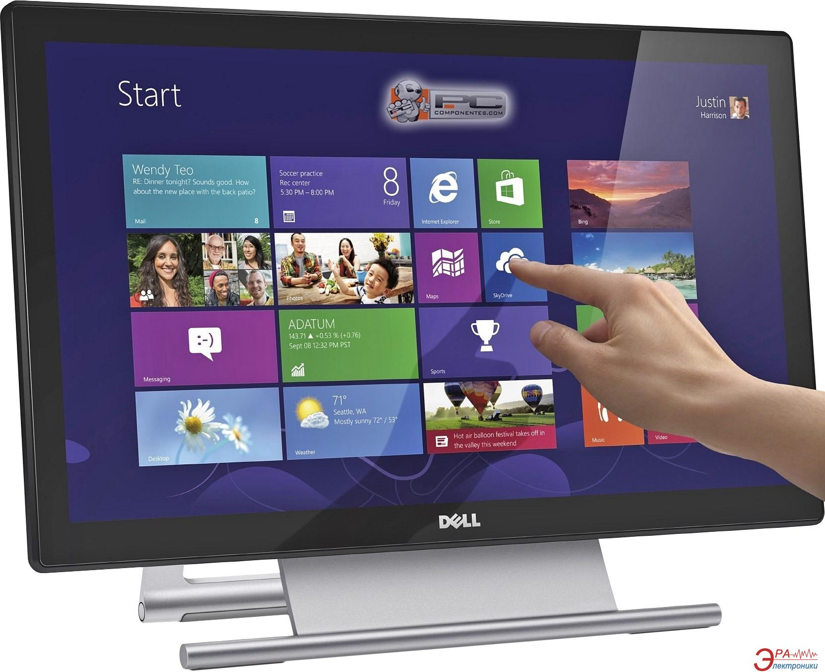 Монитор 21.5  Dell S2240T Multi-Touch (861-10410-3YUA)