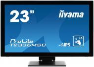 Монитор 23  Iiyama ProLite T2336MSC-B1