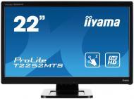 Монитор TFT 21.5  Iiyama ProLite T2252MTS-B3
