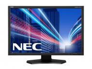 Монитор TFT 24.1  NEC PA242W black