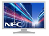 Монитор 24.1  NEC PA242W white