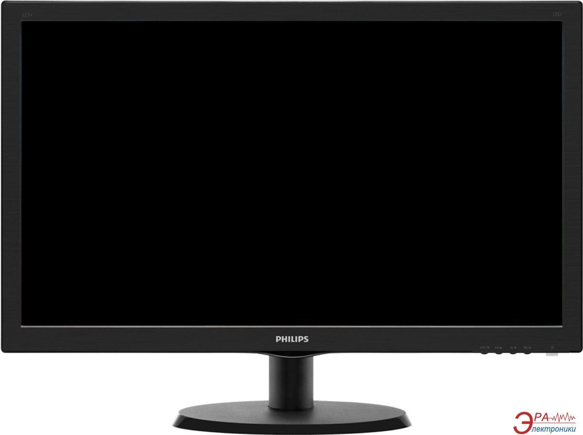 Монитор 21.5  Philips 223V5LSB2 (223V5LSB2/10)
