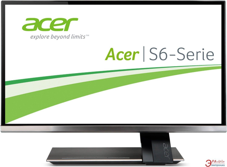 Монитор 27  Acer S276HLtmjj CrystalBrite (UM.HS6EE.001)