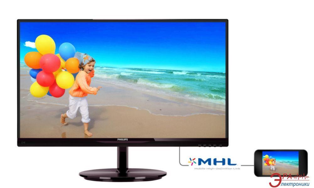 Монитор 21.5  Philips 224E5QHAB (224E5QHAB/00)
