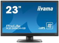 Монитор TFT 23  Iiyama ProLite X2380HS-1 (X2380HS-B1)