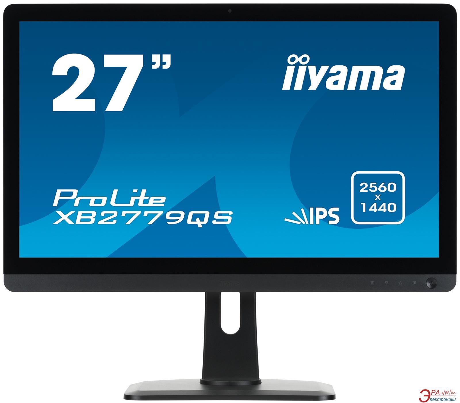 Монитор 27  Iiyama ProLite XB2779QS-B1