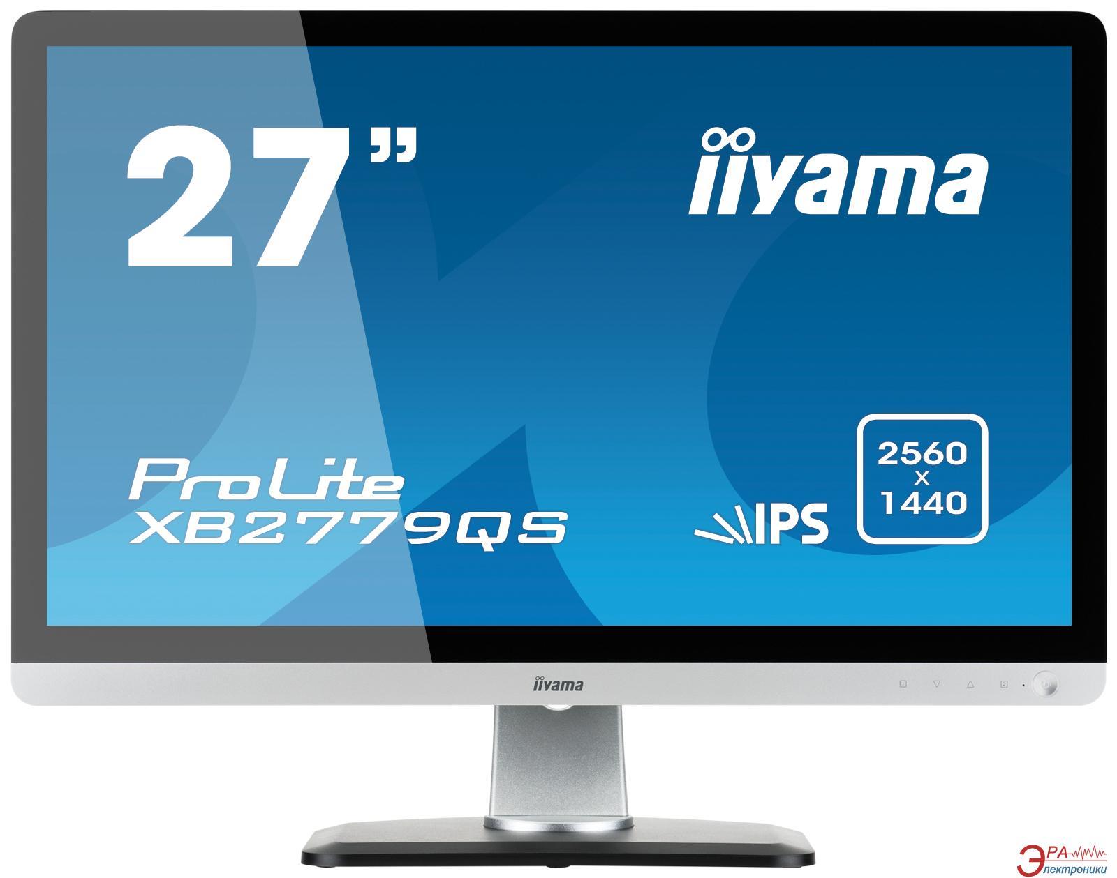 Монитор 27  Iiyama ProLite XB2779QS-S1