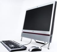 Моноблок Acer Aspire AZ5710 (PW.SDBE2.026)