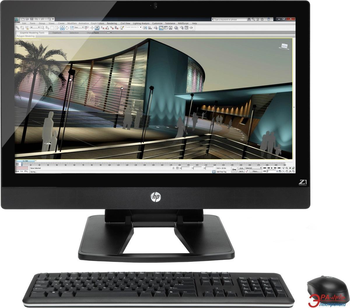 Моноблок HP Z1 (WM562EA)
