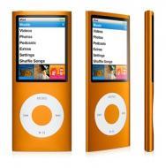 MP3-MP4 плеер Apple A1320 iPod nano (5Gen) 16 Gb orange (MC072QB/A)