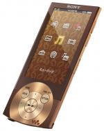 MP3-MP4 ����� Sony Walkman NWZ-A844 8 Gb Brown (NWZA844T.CEV)