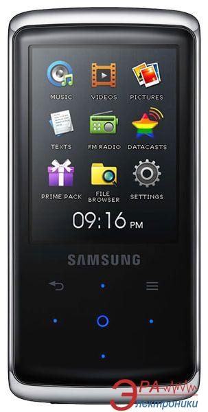 MP3-MP4 плеер Samsung YP-Q2QB/NWT 2 Gb Black