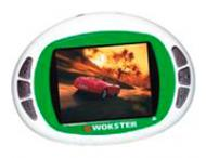 MP3-MP4 плеер Wokster W-170 1 Gb Белый