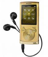 MP3-MP4 плеер Sony Walkman NWZ-E454 8 Gb Gold (NWZE454N.CEV)