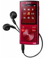 MP3-MP4 плеер Sony Walkman NWZ-E454 8 Gb Red (NWZE454R.CEV)