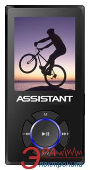 MP3-MP4 плеер Assistant AM-183 2 Gb Black
