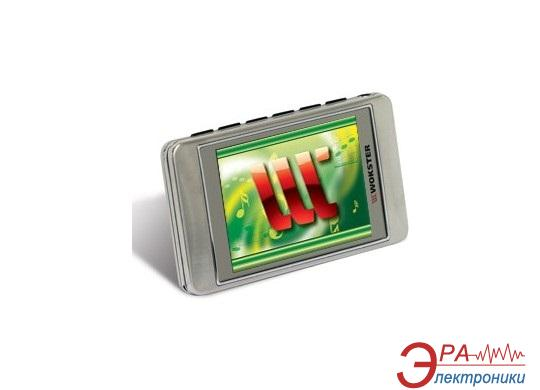 MP3-MP4 плеер Wokster W-176 2 Gb silver