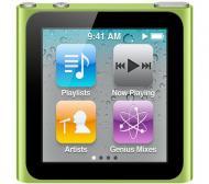 MP3-MP4 ����� Apple A1366 iPod nano (6Gen) 8 Gb Green (MC690QB/A)