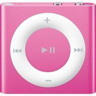 MP3 плеер Apple A1373 iPod shuffle (4Gen) 2 Gb pink (MC585RP/A)
