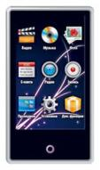 MP3-MP4 плеер Wokster W-155 8 Gb Black