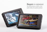 MP3-MP4 плеер Pixus Three 4 Gb black