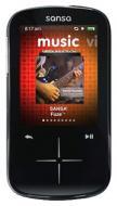 MP3-MP4 плеер SanDisk Sansa Fuze+ 8 Gb Black (SDMX20R-008GK-E57)