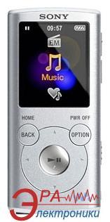 MP3-MP4 плеер Sony Walkman NWZ-E053 4 Gb Silver (NWZE053S.CEV)