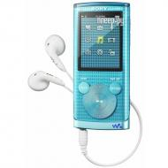 MP3-MP4 плеер Sony Walkman NWZ-E454 8 Gb Blue (NWZE454L.CEV)