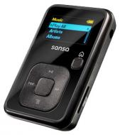 MP3 плеер SanDisk Sansa Clip+ 2 Gb black (SDMX18R-002GK-E57)